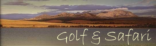 Golf in southern Africa