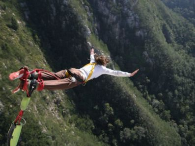 Bloukrans Bridge / bungee